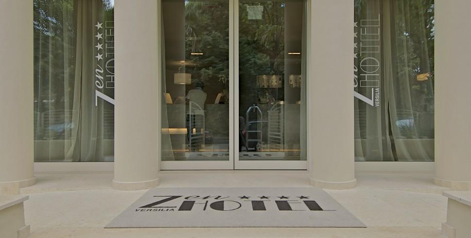 Zen Hotel Versilia, arredamenti d'autore