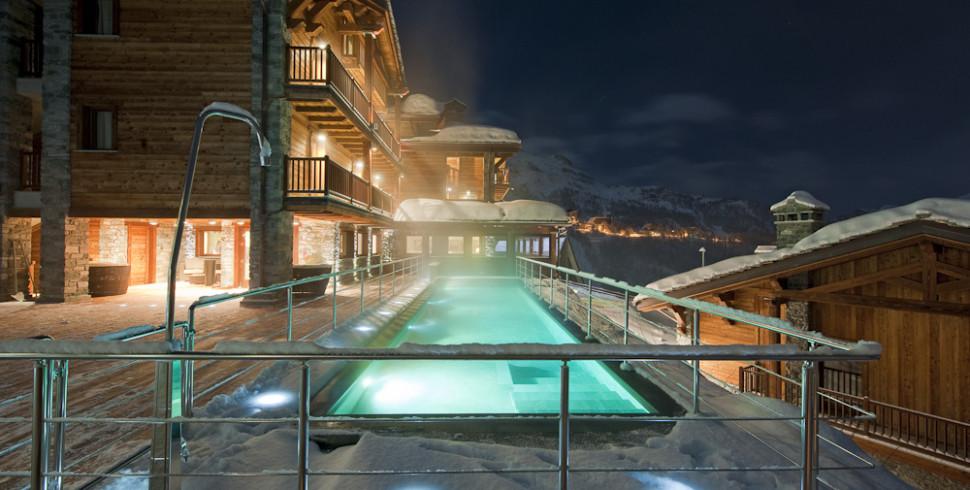 Hotel Principe delle Nevi: la ricerca dell'eccellenza