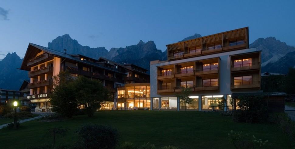 Albergo Ladinia: un hotel innovativo e contemporaneo