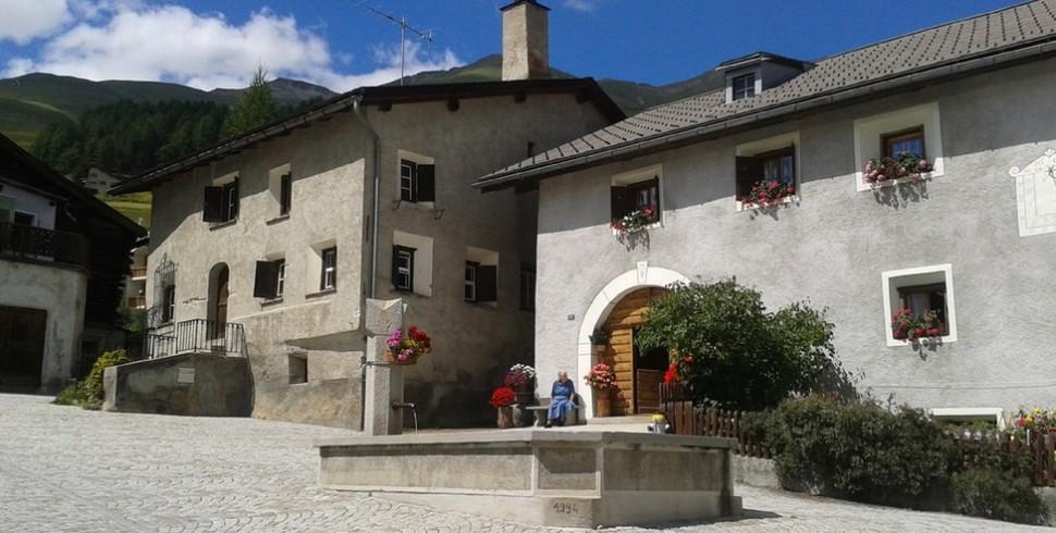 Omaggio alle fontane di Valtellina e Valchiavenna