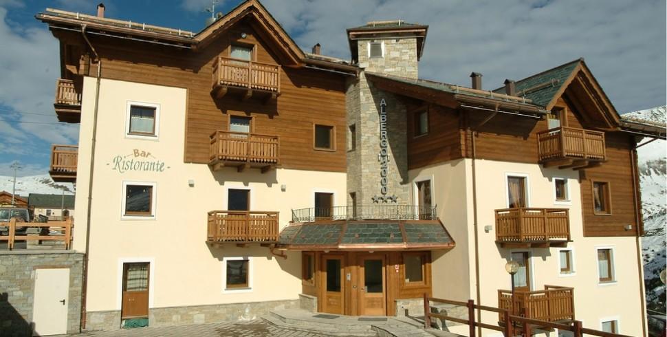 Hotel 2000 a Trepalle e sei a un passo dal cielo!