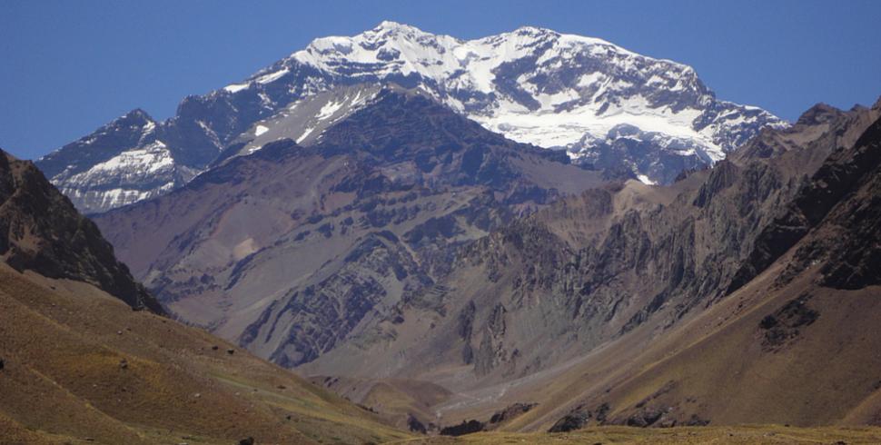 Il Cai della Valfurva alla conquista dell'Aconcagua