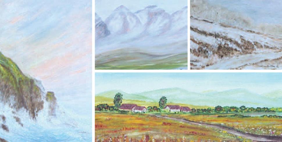 Alla scoperta della pittura di Luisa Sirtori