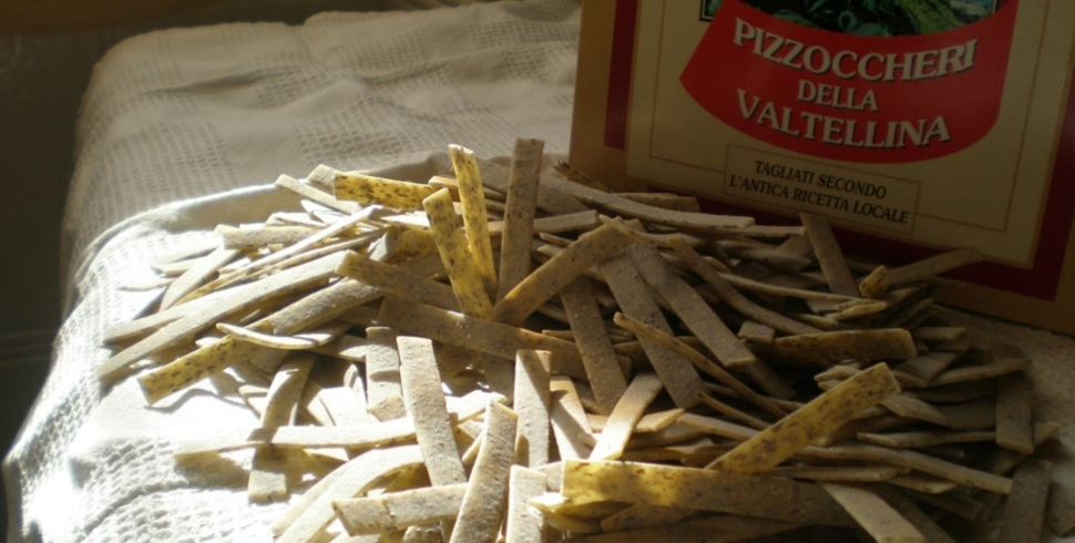 Un dvd presenta il pizzocchero, re della Valtellina
