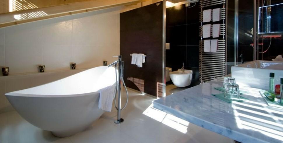 Dieci tendenze di arredo per il bagno.