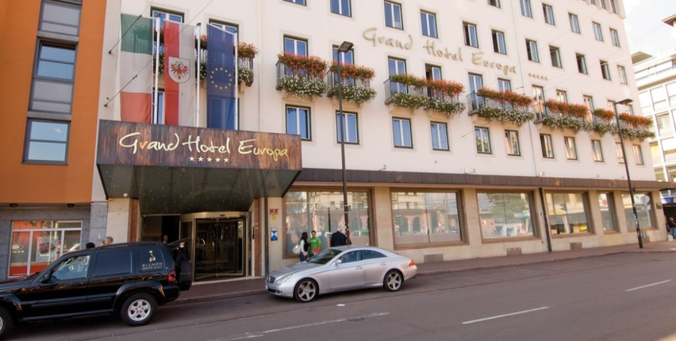 Grand Hotel Europa: dalla belle époque alla contemporaneità