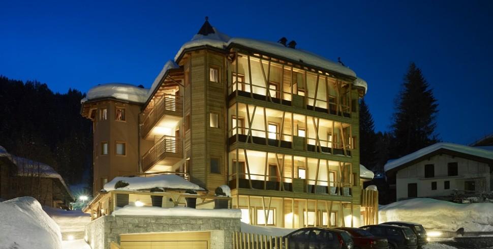 Chalet Dolce Vita, il primo boutique hotel di Madonna di Campiglio