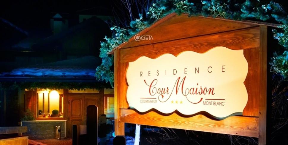 Una progettazione all'altezza per il Cour Maison