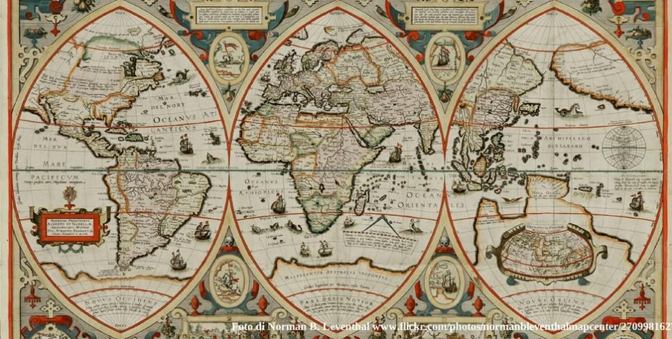 Valtellina, Valchiavenna e Grigioni sotto la lente antica dei cartografi