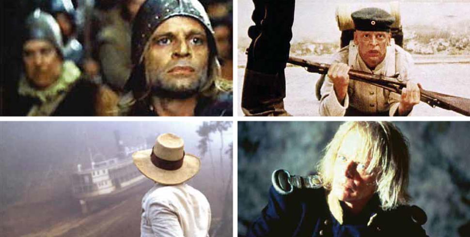 Un omaggio a Klaus Kinski e ai suoi personaggi