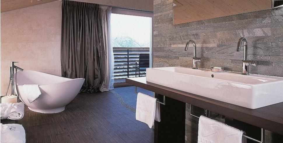 Qualche nota di colore per rinnovare i bagni